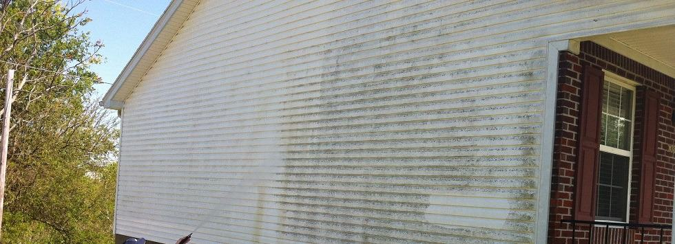 house pressure washing Spring Hill